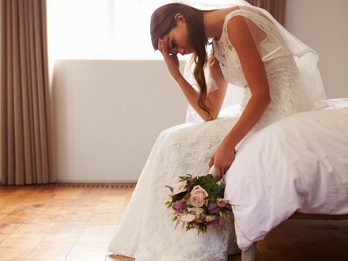 Ilustrasi pengantin wanita. Foto: Thinkstock