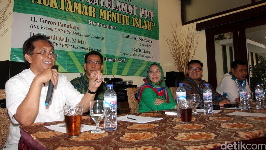 Muktamar Islah, Jalan Selesaikan Konflik PPP
