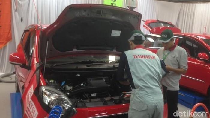 Astra Daihatsu Motor (ADM) menggelar Daihatsu National Technical Skill Contest yaitu ajang adu kemampuan teknisi Daihatsu se-Indonesia. Acara ini diharapkan bisa meningkatkan kemampuan teknisi Daihatsu.