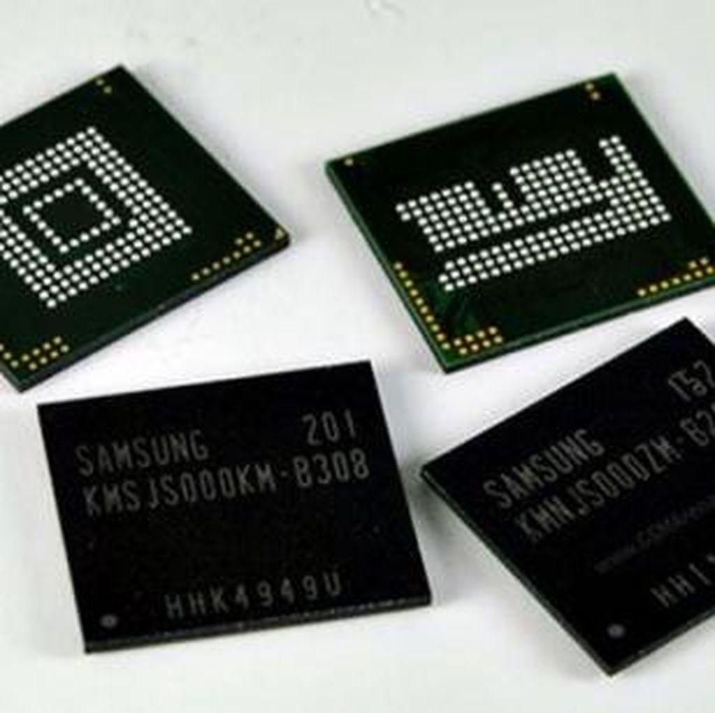 Samsung Kembangkan GPU untuk Ponsel Murah