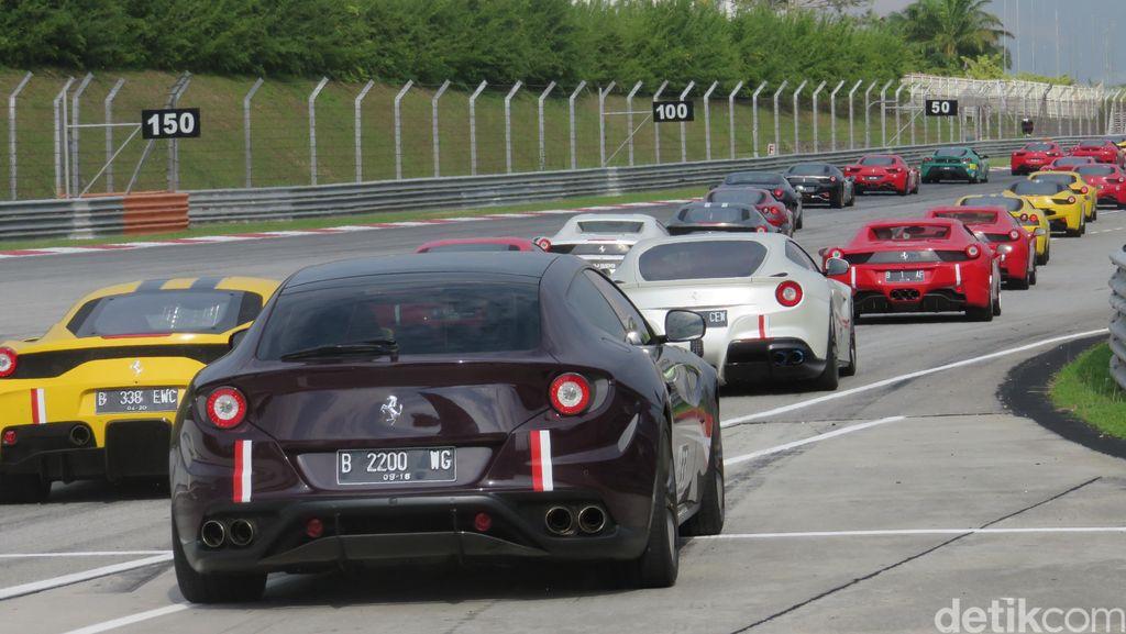 Orang Kaya Indonesia Tukar Tambah Ferrari Kalau Sudah 2 Tahun
