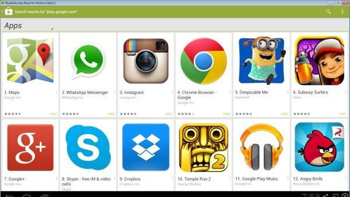 Ilustrasi Play Store. Foto: Istimewa
