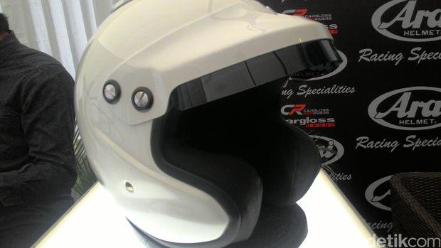 Ini Alasan Helm Full Face Lebih Aman