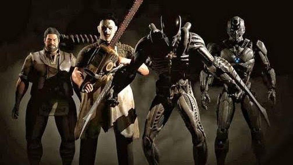 Setelah Joe Taslim, Ini Deretan Pemeran Mortal Kombat