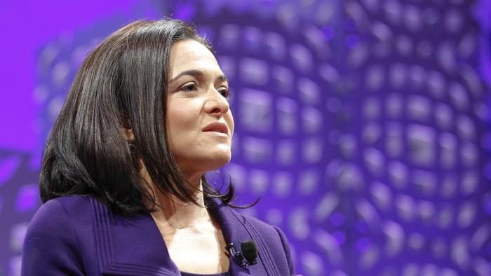 Sheryl Sandberg. Foto: GettyImages