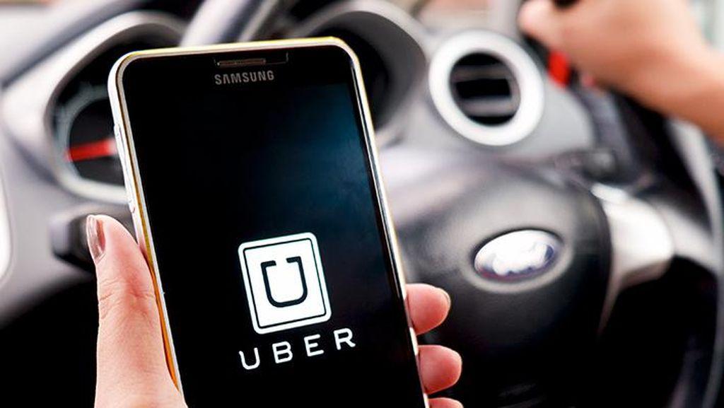 Deretan Mobil Uber yang Bikin Kaget Penumpangnya