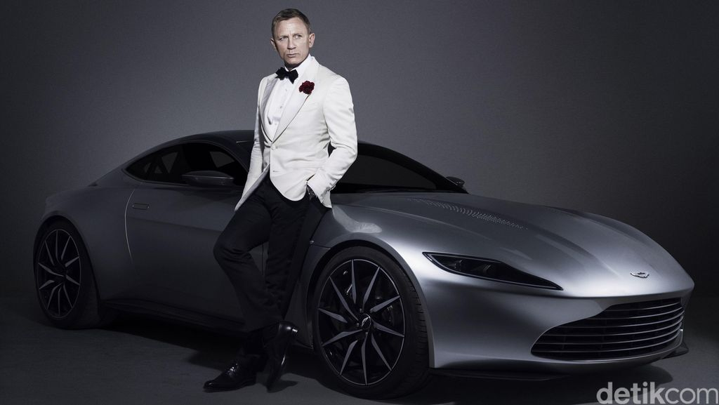 Mobil James Bond Ditawar Rp 47 Miliar