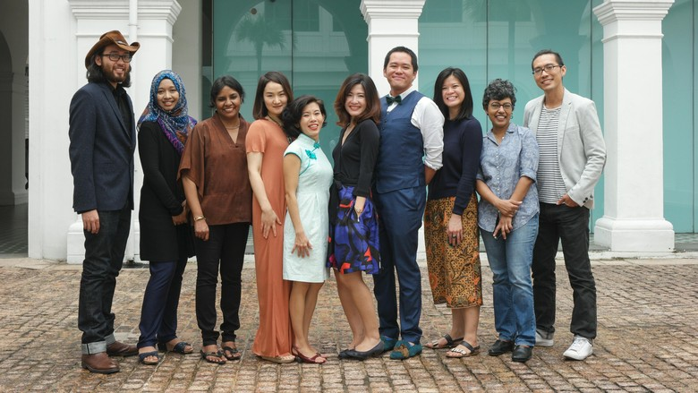 Titarubi Wakili Indonesia di Singapore Biennale 2016
