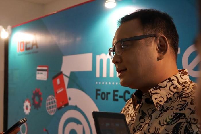 CEO OLX Daniel Tumiwa (Foto: detikcom/Anggoro Suryo Jati)