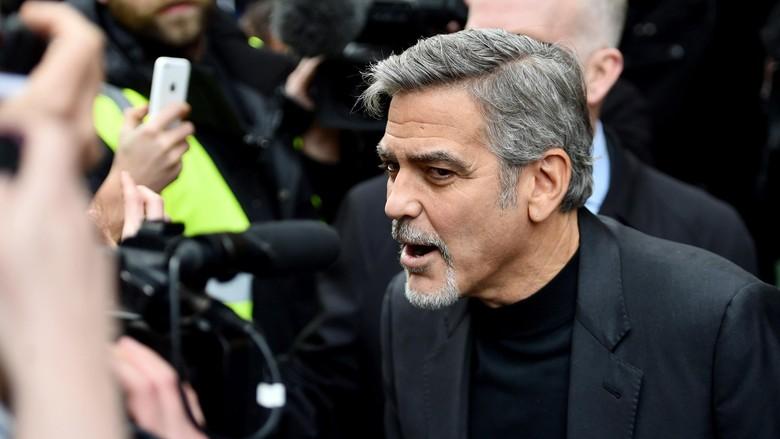 George Clooney Foto: Jeff J Mitchell
