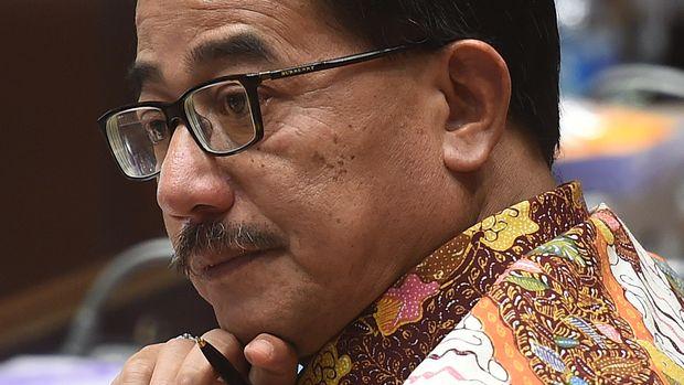 Jokowi soal Posko BPN di Solo: Tak Semudah Itu Gerus Suara