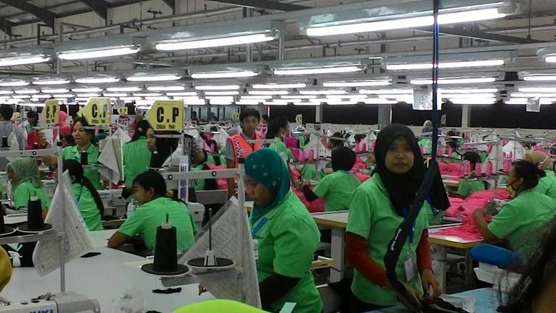 DPR Dukung Pemerintah Siapkan Jateng Jadi Kawasan Pabrik Tekstil