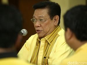 Agung Dengar Bamsoet Dapat Lampu Hijau Pemerintah Jadi Ketua DPR