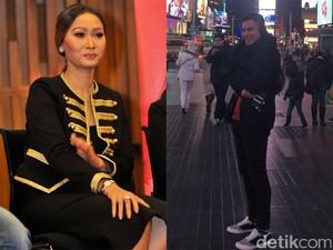 Inul Lebih Elegan, Baim Wong Narsis di New York
