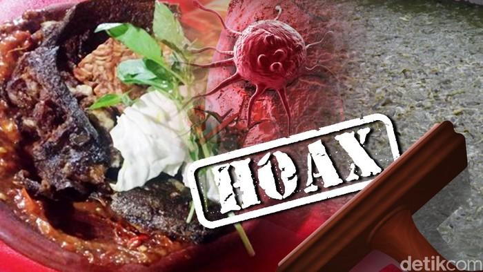 Di dunia kesehatan, hoax punya potensi berbahaya menimbulkan penyakit hingga kematian. (Foto Ilustrasi: Mindra Purnomo)