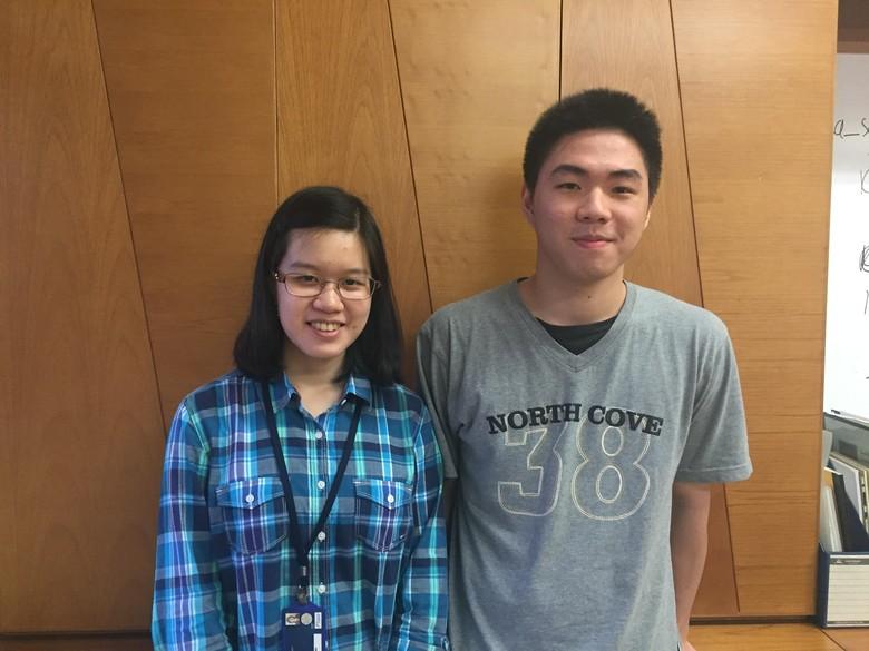 2 Mahasiswa Binus ini Mengembangkan Kursi Roda Digerakkan Sinyal Otak