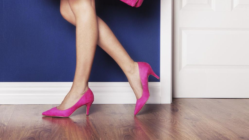 Amankah Ibu Hamil Menggunakan High Heels?