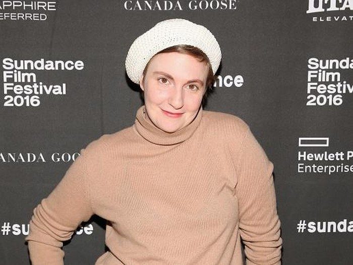 PARK CITY, UT - JANUARY 22:  Lena Dunham attends Cinema Cafe at Filmmaker Lodge on January 22, 2016 in Park City, Utah.  (Photo by Robin Marchant/Getty Images for Sundance Film Festival)
