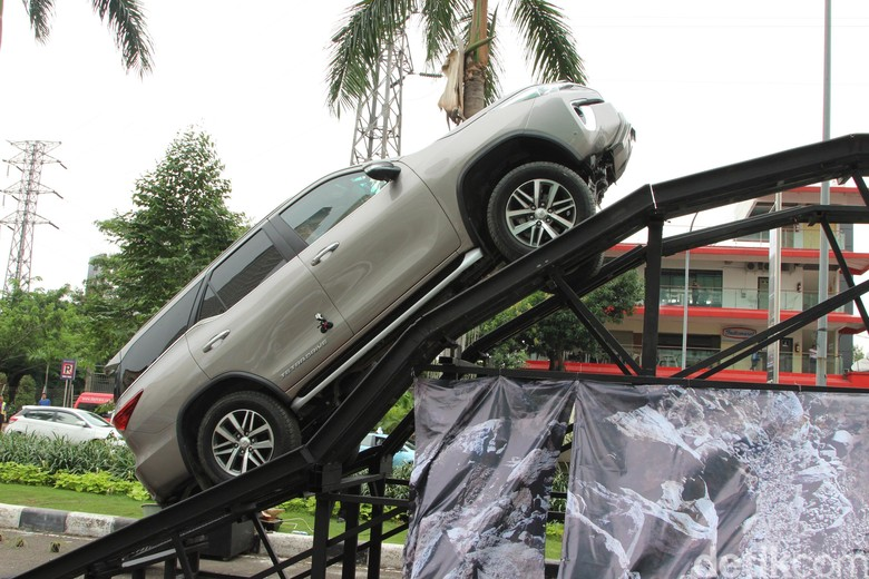 Toyota All New Fortuner. Foto: Rangga Rahadiansyah