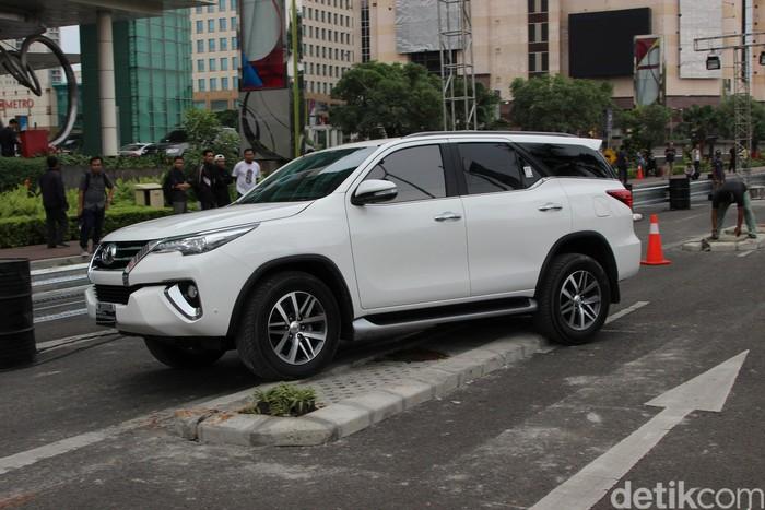 Toyota All New Fortuner mampu taklukkan medan ekstrem