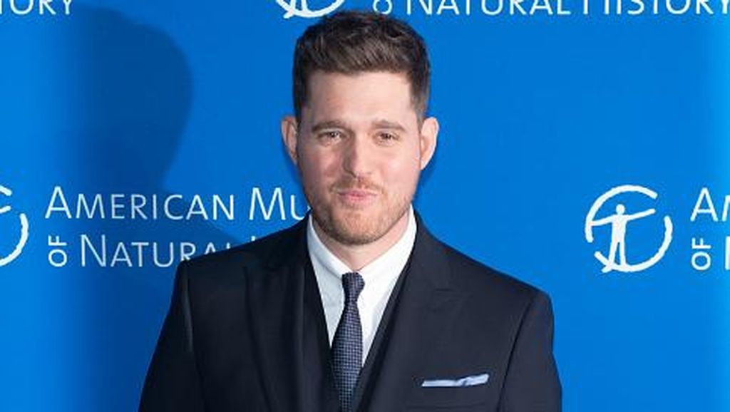 Michael Buble Pensiun Setelah Rilis Album Bulan Depan