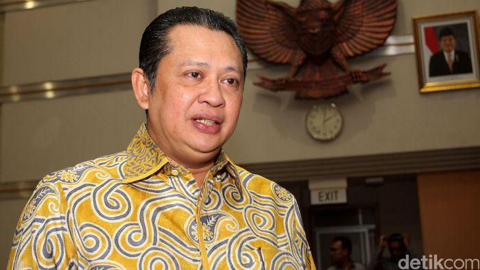 Ketua DPR RI Bambang Soesatyo/Foto: Lamhot Aritonang