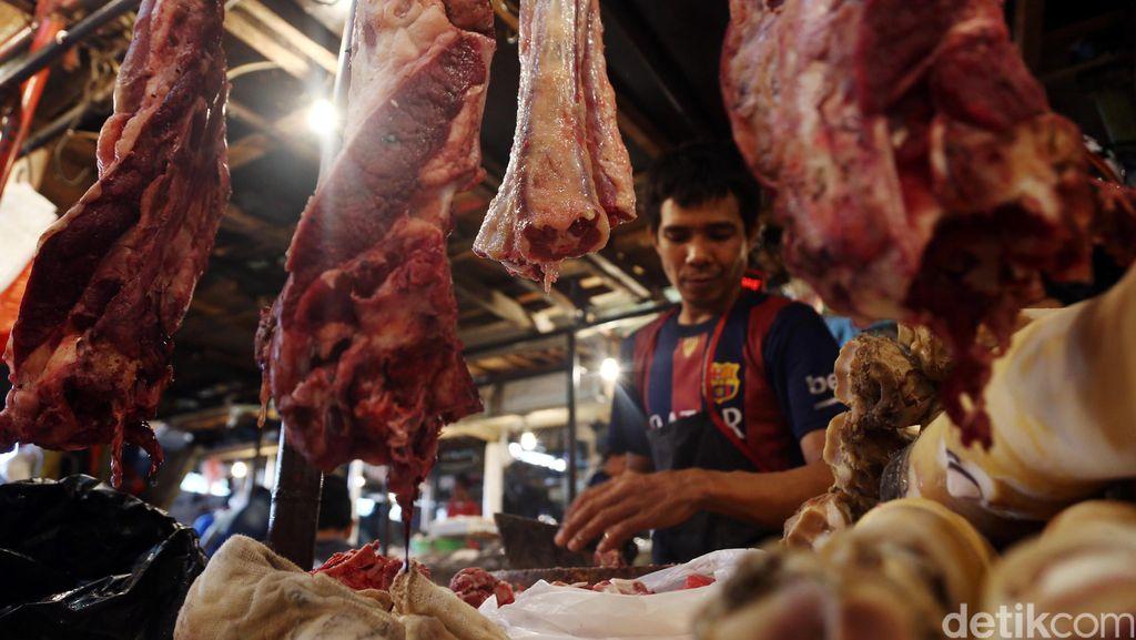 Jika Harga Daging Tak Juga Turun, Mendag: Kita Lacak Sampai ke Pengecer