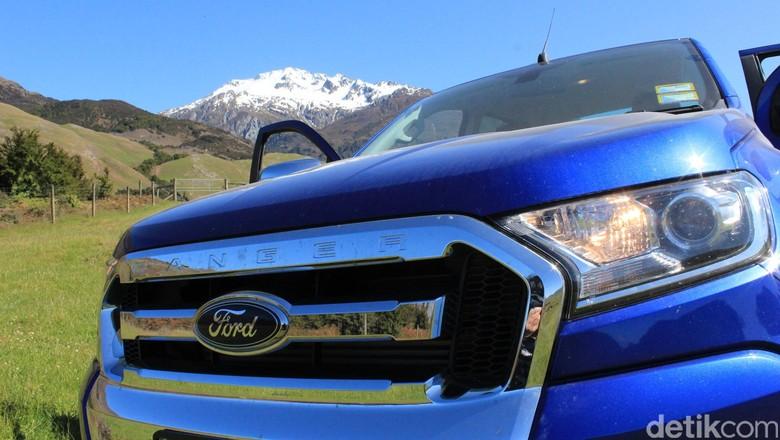 Ford Ranger (Foto: M Luthfi Andika)