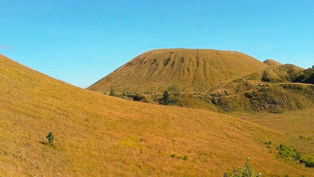 Kawah Wurung, Disangka di Banyuwangi Padahal di Bondowoso