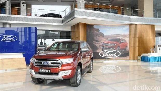 Ford Everest yang jadi incaran pencinta Ford di Indonesia