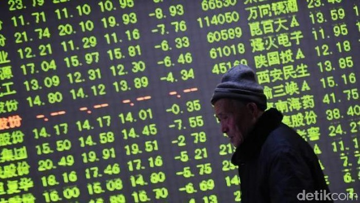 Bursa Saham China