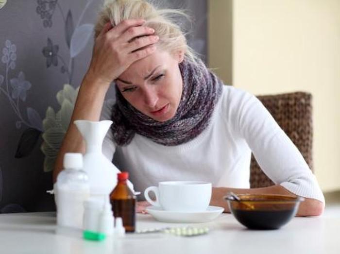 Ketika seseorang mengalami rasa pusing yang teramat sangat, ini merupakan salah satu gejala hipertensi. (Foto: Thinkstock)