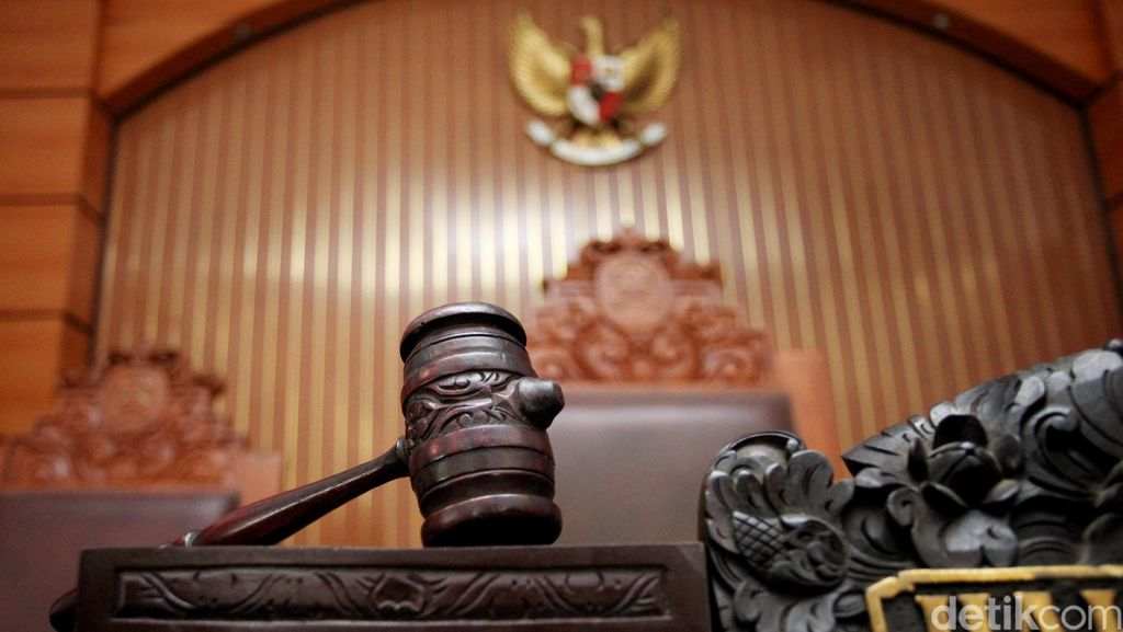 PT Aceh Sunat Vonis Istri Simpan Sabu Suami dari 7 Jadi 1 Tahun Penjara