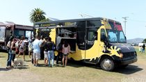 Jualan Keliling, Seringkah Food Truck Diusir Satpol PP?