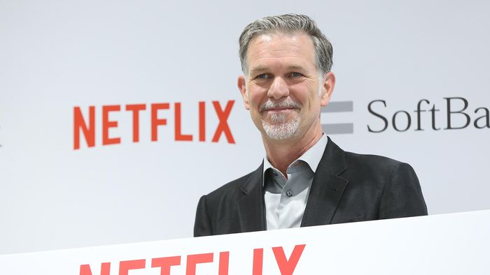 CEO Netflix Reed Hastings Foto: GettyImages/Ken Ishii