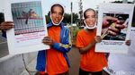 Aksi Stop Beli Burung di Pasar Satwa Liar