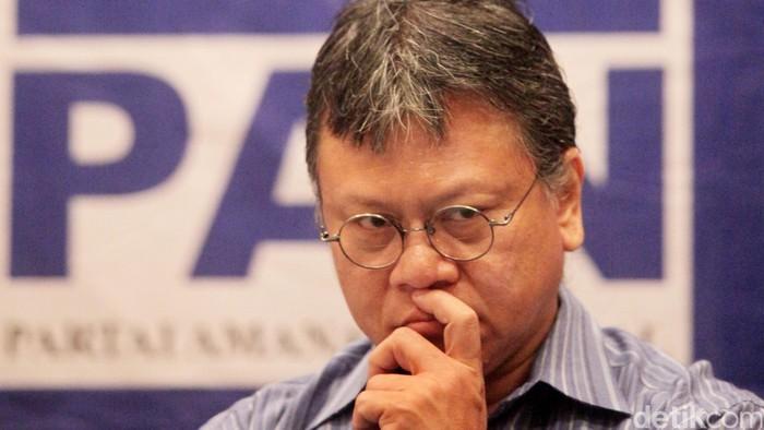 Pengusaha dan politisi PAN Alvin Lie