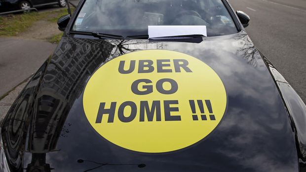 Romansa dan Nestapa Uber di Tangan 'Akamsi'