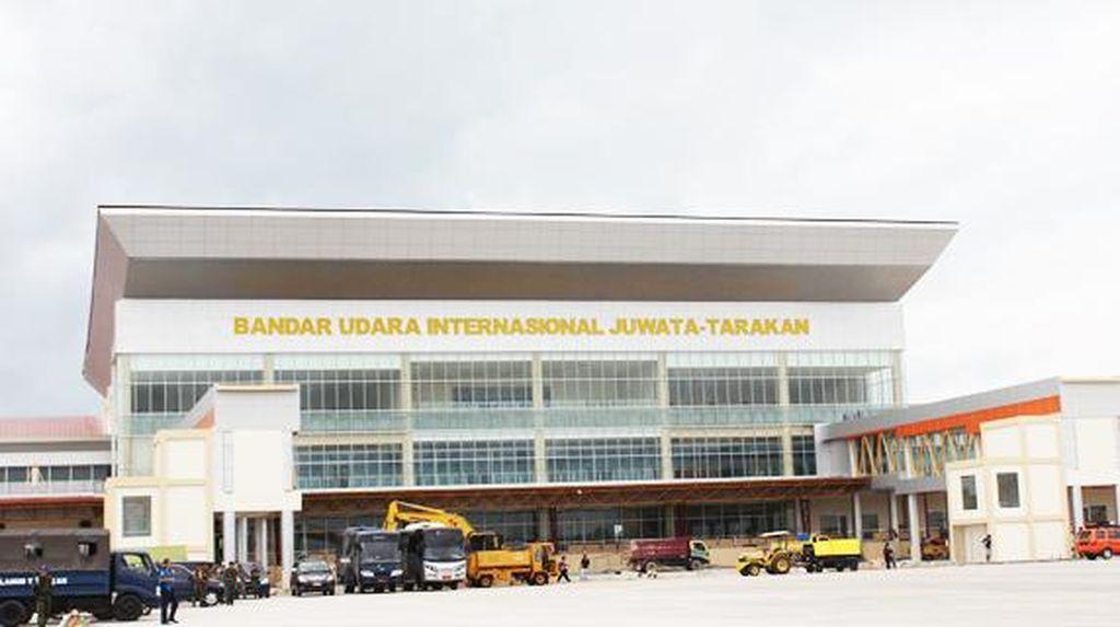 Pemerintah Renovasi 3 Bandara di Kalimantan Utara Senilai Rp 1 T