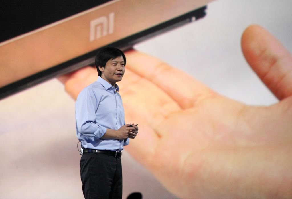 Pendiri dan CEO Xiaomi Lei Jun. (Foto: Getty Images)
