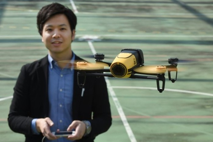 Ilustrasi drone. Foto: Internet