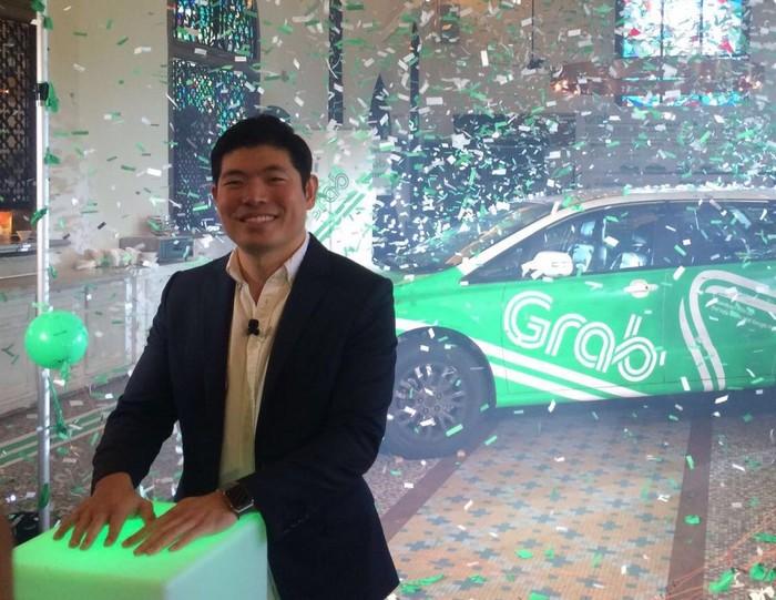 Pendiri dan CEO Grab, Anthony Tan. Foto: detikINET/Adi Fida Rahman