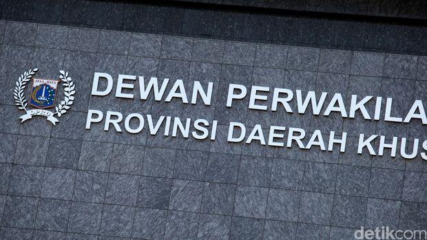 Gedung DPRD DKI /