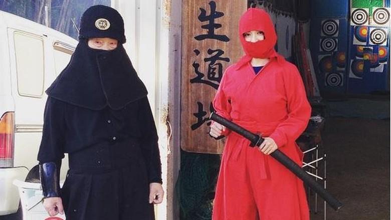 53+ Gambar Baju Ninja Paling Hist