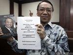Jero Wacik Bantah Ajukan PK karena Artidjo Pensiun