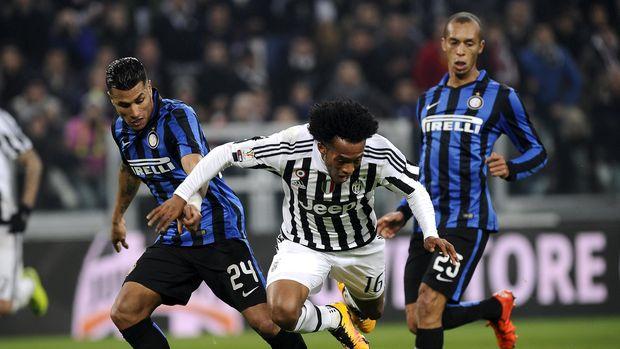 Jeison Murillo masih menjadi milik Inter Milan.