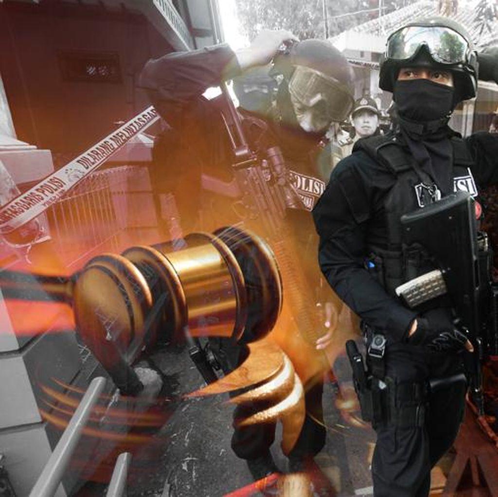 8 Fraksi DPR Setuju Ada Motif Politik di Definisi Terorisme