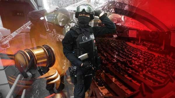 NasDem: Presiden Punya Hak Terbitkan Perppu Terorisme