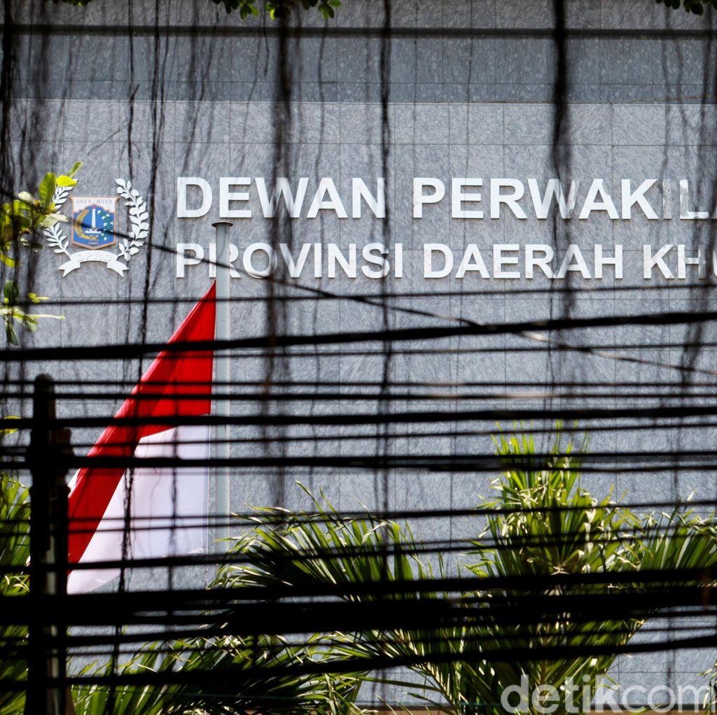 Tahun Terakhir Anggota DPRD DKI Periode 2014/2019 Sahkan 6 Perda