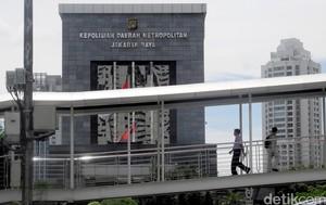 Kapolri Soroti Semrawutnya Parkiran di Polda Metro Jaya